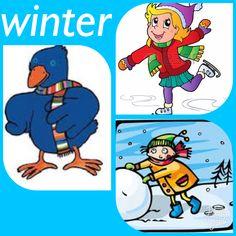 Comics, School, Winter, Calendar, Winter Time, Cartoons, Comic, Comics And Cartoons, Comic Books