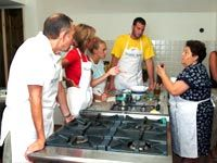 Mamma Agata Cooking Class - recommended by Erin for Positano