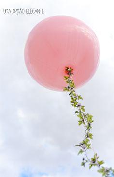 decoraçao para festas-balão