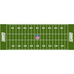 New York Giants Rug