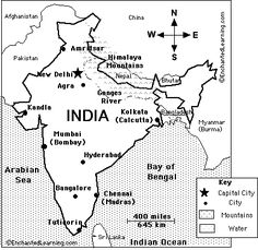 28 Best Map Of India images | India travel, India map, India