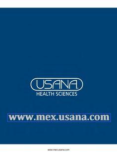 Catálogo de Productos USANA MEXICO - Mas información en www.mex.usana.com