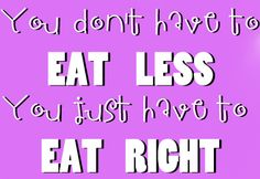 SOMETHING SO HARD TO DO! Sometimes it seems like u have to starve it off but it's NOT TRUE!!!