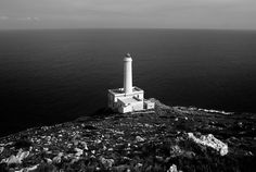 Lighthouse at Cape Palascìa by Nicola M., via 500px