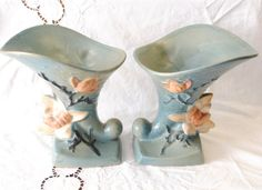 Art Pottery by Marie Cassandra(White Wolf) on Etsy