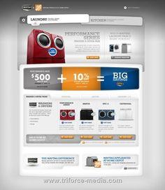 Vancouver Web Design - http://triforce-media.com