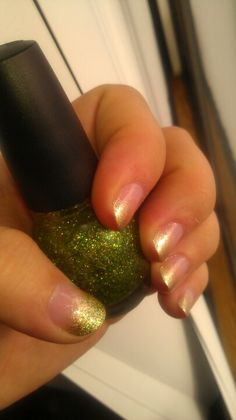 My St.Patrick's day nails 2013