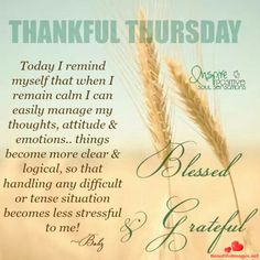 """CALM"" the operative word. Thursday Morning Quotes, Thursday Prayer, Happy Thursday Quotes, Thankful Thursday, Good Morning Happy Thursday, Morning Post, Morning Blessings, Morning Prayers, Good Morning Inspirational Quotes"