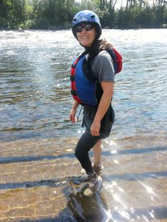 #RUSHfoot user, Carol Brunjes-Weaver, is able to enjoy a beautiful day kayaking.  #rushfootrevolution #amputee #prosthetic #abilitydynamics