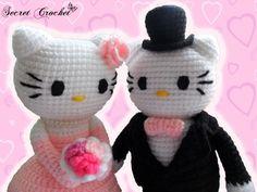 amigurumi wedding couple♡♡