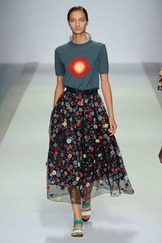Holly Fulton, Spring 2015, London