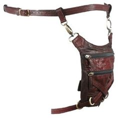 steampunk holsters bag | Wild Card Samurai Leg Holster