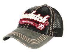 Casquette Von Dutch noire et grise Jason  #vondutch #vintage #garage #lifestyle #bonplan Filets, Garage, Vintage, Fashion, Gray, Hard Hats, Sombreros, Crowns, Moda