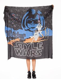 Style War Scarf $145 #annawintour #vogue #carineroitfeld