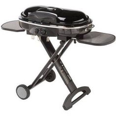The Coleman Roadtrip LXX Grill is the ultimate tool for powerful outdoor cooking. With an interchangeable grill, griddle and stove grates you can cook some of your favorite meals such as burgers, fried fish, vegetables, pancakes, and more. Available at Walmart.com.