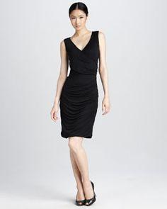 T5KZP Elie Tahari Christie Dress