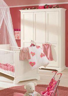 Ideas para el dormitorio del bebé