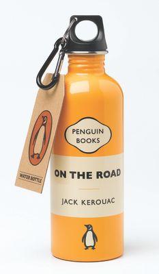 Penguin water bottle