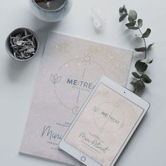 Home - ME:treat Guides Mini, Retreat, Lettering, Yoga Meditation, Tutorials, Ad Home, Drawing Letters, Brush Lettering
