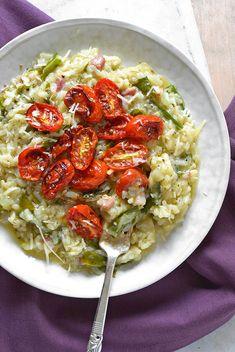 fresh tomatoes mozzarella and arugula risotto recipe see more fresh ...