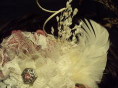 BEAUTIFUL WEDDING HAIR ACCESSORY