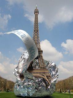 Kiss from Paris. Tour Eiffel, Paris Torre Eiffel, Paris Eiffel Tower, Paris Tour, Paris 3, I Love Paris, Monuments, Tuileries Paris, Romantic Paris