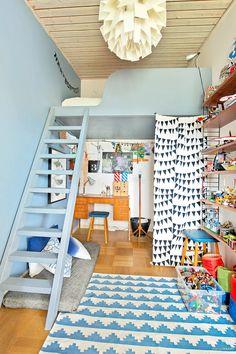 Sovrum 3 med loftsäng my amazing home in 2019 детская спальня, спальня, ман
