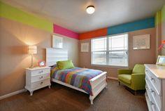 Bedroom #3 #SaratogaHomes #Siena #ModelHome Saratoga Homes, Model Homes, Siena, Bedroom, Interior, Furniture, Home Decor, Indoor, Bedrooms