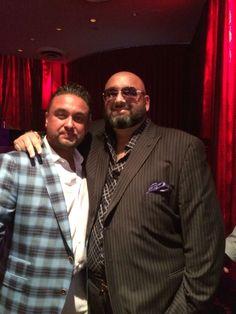 Me and my cousin Marcello at Taj Mahal #AtlanticCity %NJ. #DoAC #JerseyShore #Casino