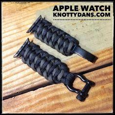 Apple Watch OffRoad Braid  ΜΟΛΩΝ ΛΑΒΕ  #makeparacordgreatagain #paracord #tatical #gun #guns #molonlabe #dtom #2a #handmade #custom #madetoorder #madeintheusa