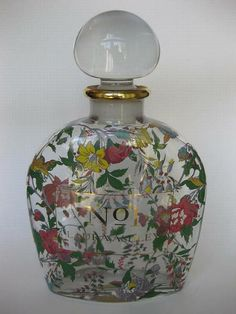 LAURA ASHLEY one of my favorite perfume bottles-I used to wear this all the time