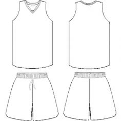 Basketball uniform layout google search march madness for Softball uniform design templates