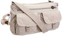 Kipling Women's Arkan M Shoulder Bag Soft Beige K13180094