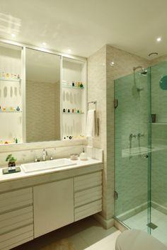 banheiros decorados pequenos - Pesquisa Google