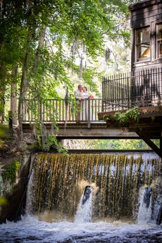 The Millstone At Adam S Pond Southern Way Catering Columbia Sc Venue Wedding