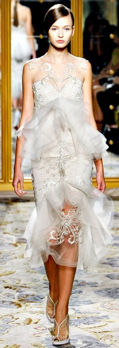 Spring 2012 Ready-to-Wear Marchesa