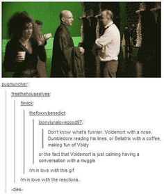 Harry potter tumblr haha