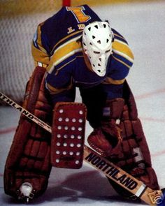 Best Goalie Masks - Liut