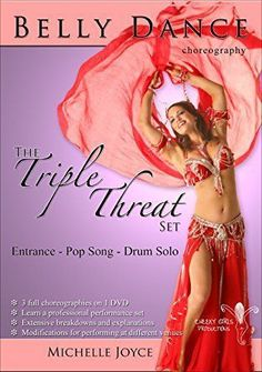 The Triple Threat Set - 3 Belly Dance Choreographies #BellyDancingPhotoshoot