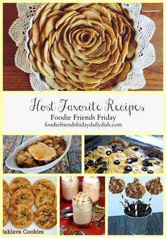 Foodie Friends Friday Party #117 Host Fav Recipes | www.wineladycooks.com