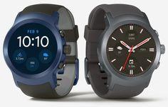 グーグル、Android Wear 2.0 搭載スマートウォッチ2機種「LG Watch Sport, LG Watch Style」発表、米国で2月10日より発売 | GPad