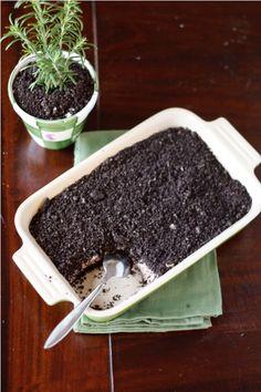 Easy dirt cake! #dessert
