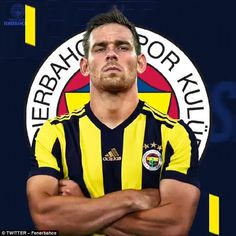 Vincent Janssen has joined Turkish side Fenerbahce from Tottenham on a season long loan