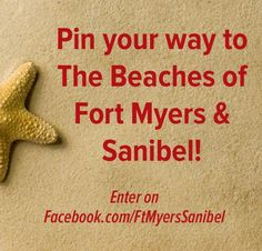 "Today's the last day to enter! Win a travel package to The Beaches of Fort Myers & Sanibel! Create a ""My Fort Myers & Sanibel Bucket List"" board with at least 12 pins and enter its URL on our Facebook page."