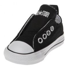 The Black Converse Toddler 722412 is a great shoe that allows an easy on  off feature 6a5398024065