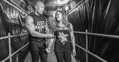 A photo diary of WrestleMania 31 showing what various Superstars and Divas are up to during the week of the Show of Shows.