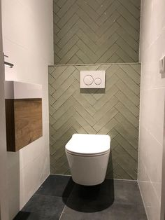 Small Downstairs Toilet, Small Toilet Room, Small Bathroom Plans, Small Toilet Design, Bathroom Toilets, Bathroom Interior Design, Bathroom Renovations, Bathroom Inspiration, Future