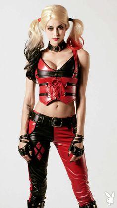 Cosplay Goddess LeeAnna Vamp as Your Favorite Female Superheroes   Playboy