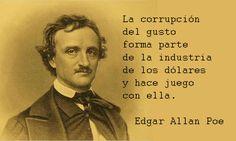 La corrupción del gusto... > http://zonaliteratura.com/index.php/2010/11/13/metodo-de-composicion-por-edgar-allan-poe/