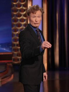 "Master Of Impressions Conan O'Brien Unleashes His ""Trump"""